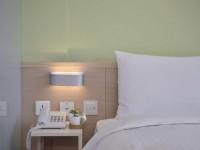 台中逢甲葉綠宿旅館-經典雙床房