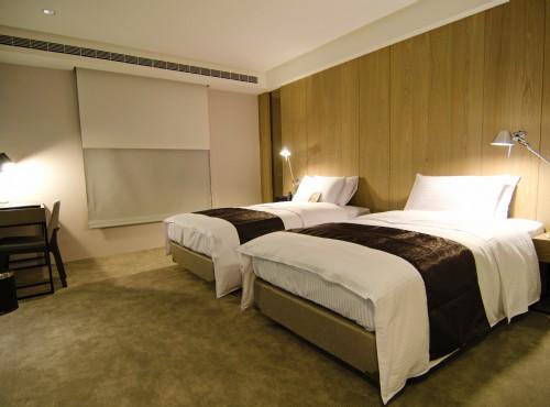 雅致客房-二小床