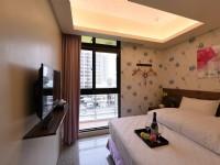 逢甲Hotel 99行館-經濟小雙人房