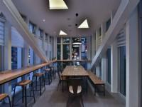 希堤微旅(Hotel Mapp)-逢甲店-餐廳