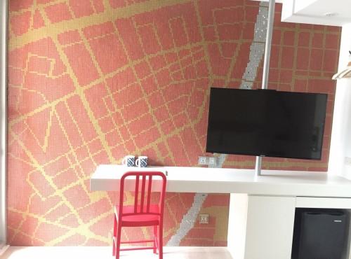 梦想地图双人房