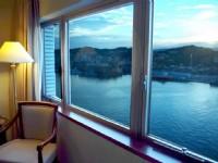 長榮桂冠酒店-基隆-海景房窗外景色