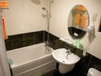 馥嘉商務旅館-溫馨雙人房 浴室