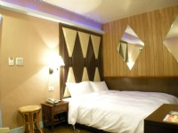 Fuchia Hotel-Luxury Double Room