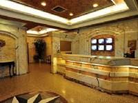 華都飯店-接待櫃台