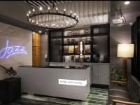 香草藝術旅店-大廳