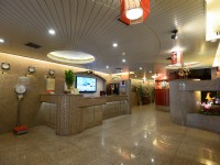 華國商務飯店-大廳
