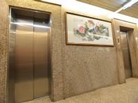 華國商務飯店-電梯