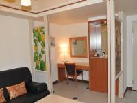 華國商務飯店-商務單床2人房-客廳