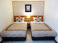 華國商務飯店-標準雙床2人房