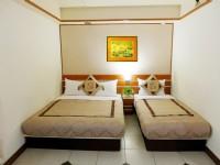 華國商務飯店-標準雙床3人房