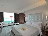 觀海樓旅店-山海觀豪華套房