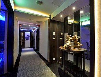 Stylish hallway