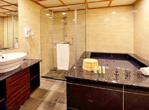 精緻套房浴室