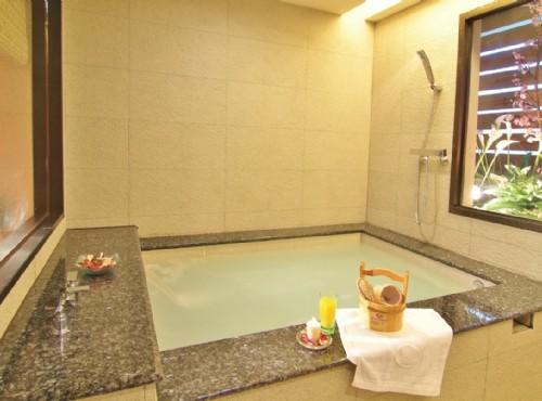 雅風套房浴室