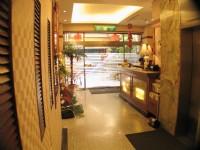 新仕商務旅店-櫃台