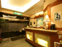 新仕商務旅店-大廳