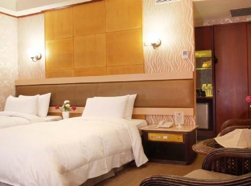 精緻雙人房-兩小床