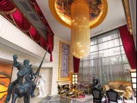 和昇帝景飯店-大廳
