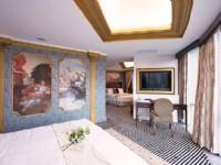 和昇帝景飯店-羅馬四人房