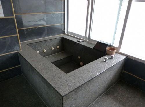 豪華檜木3人房-浴室