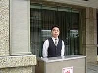 宣美精品飯店-代客泊車服務