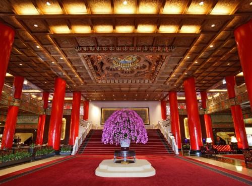 圓山飯店大廳