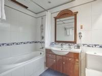 星美休閒飯店-標準套房浴室