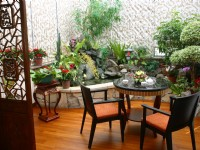 星美休閒飯店-客房花園