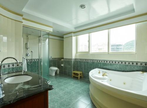 豪華商務浴室