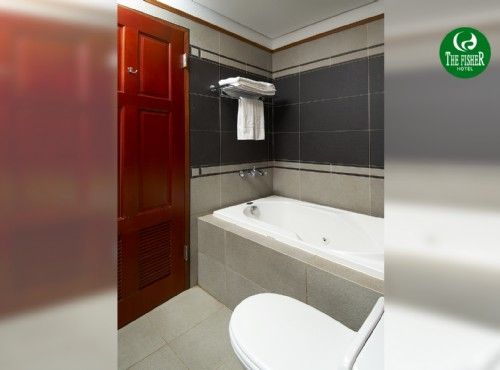 豪華客房衛浴