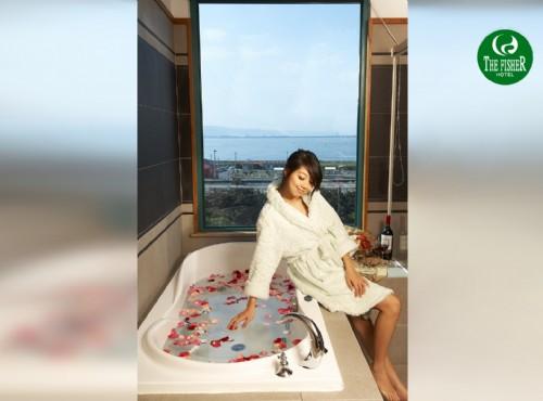 景觀客房衛浴