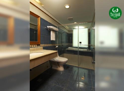 家庭客房衛浴