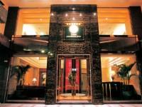 台北國際飯店-飯店大門