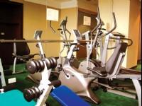 台北國際飯店-健身房