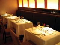 台北國際飯店-伊芙園西餐座位