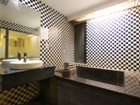 山樂溫泉-高級雙人間浴室