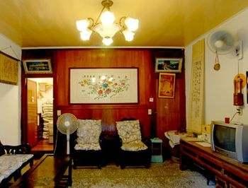 金瓜石的家 客廳