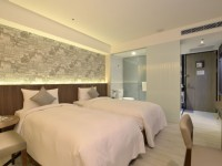 瑞格商旅-標準雙床房