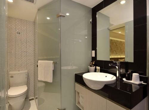 標準雙人房衛浴
