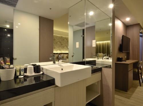 豪華雙人房衛浴