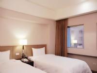 福君海悅大飯店-豪華客房2小床