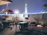 福君海悅大飯店-空中花園餐廳夜景