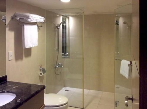 精緻客房 (無窗)浴室