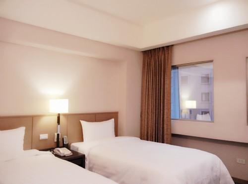 豪華客房2小床