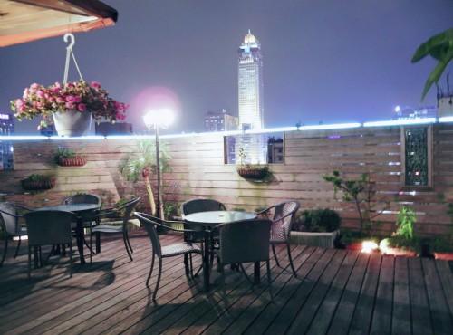 空中花園餐廳夜景