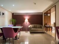 大來飯店-商務中心沙發區