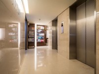大來飯店-一樓電梯