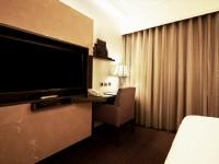 柔美精品商旅-高級套房浴室