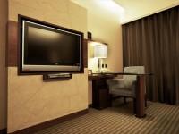 柔美精品商旅-商務套房浴室